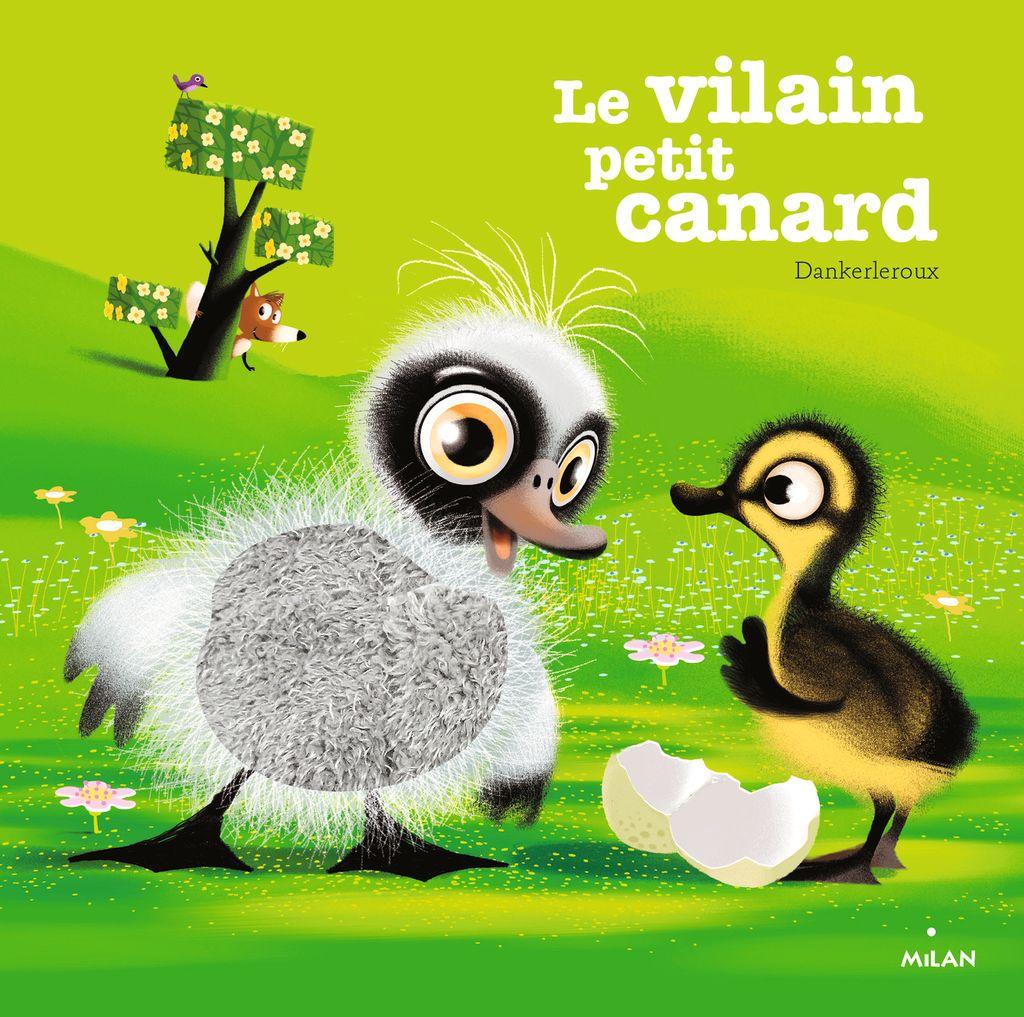 «Le vilain petit canard» cover