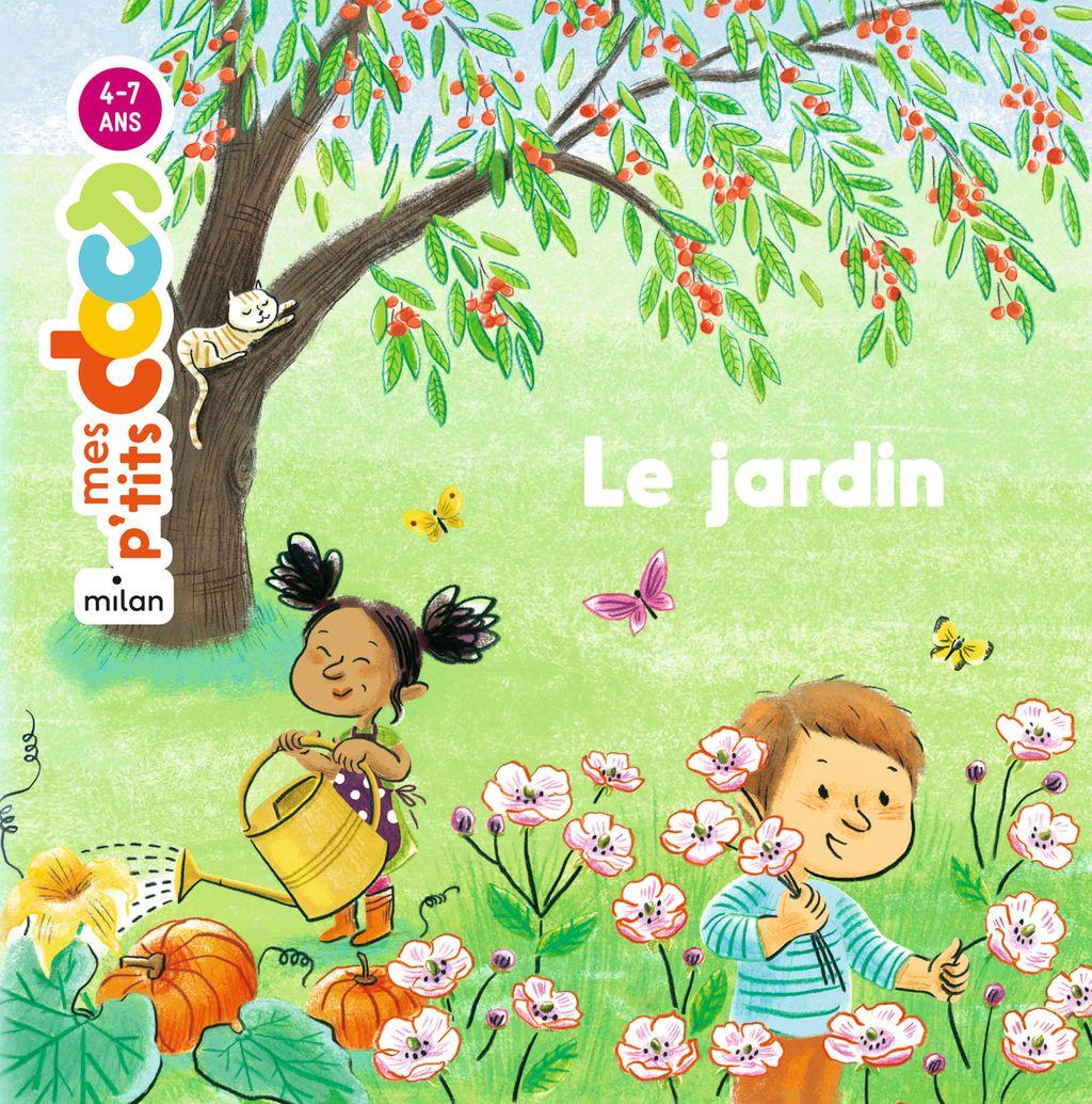 «Le jardin» cover