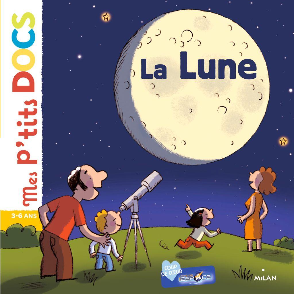 «La lune» cover
