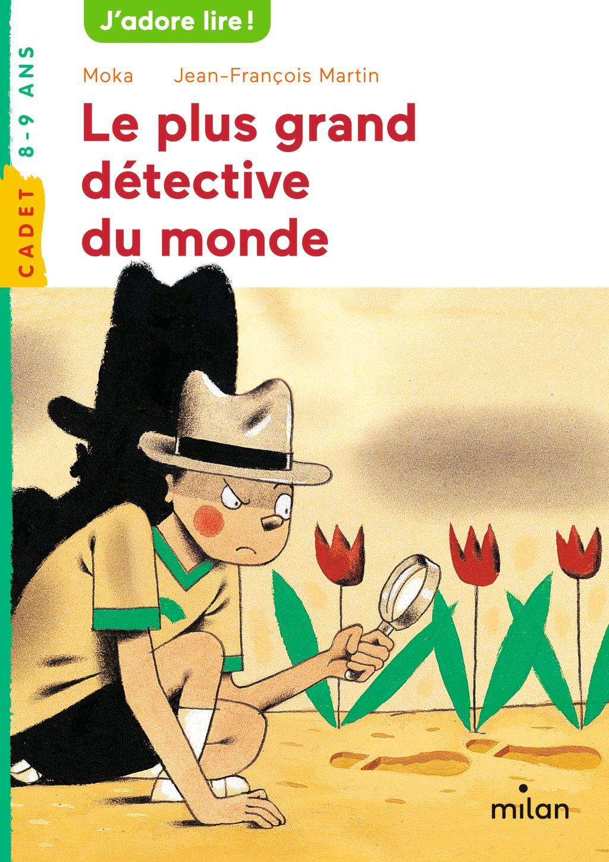 Couverture de «Le plus grand détective du monde»