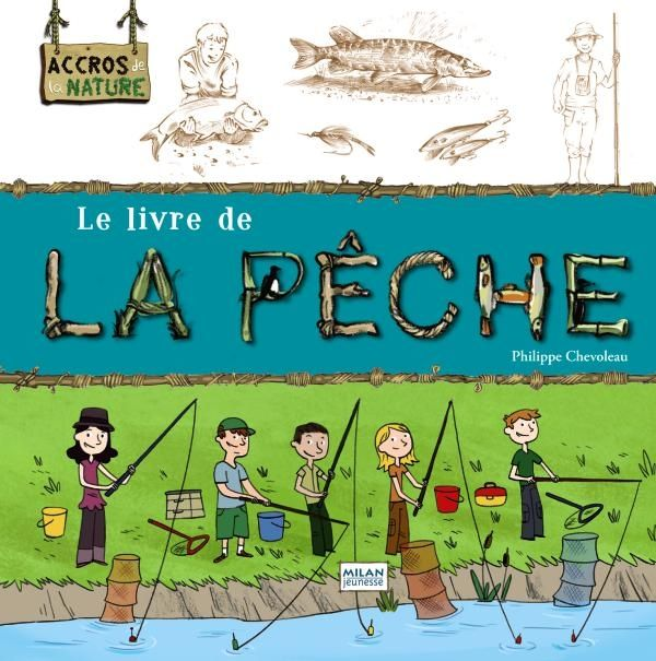 «La pêche» cover