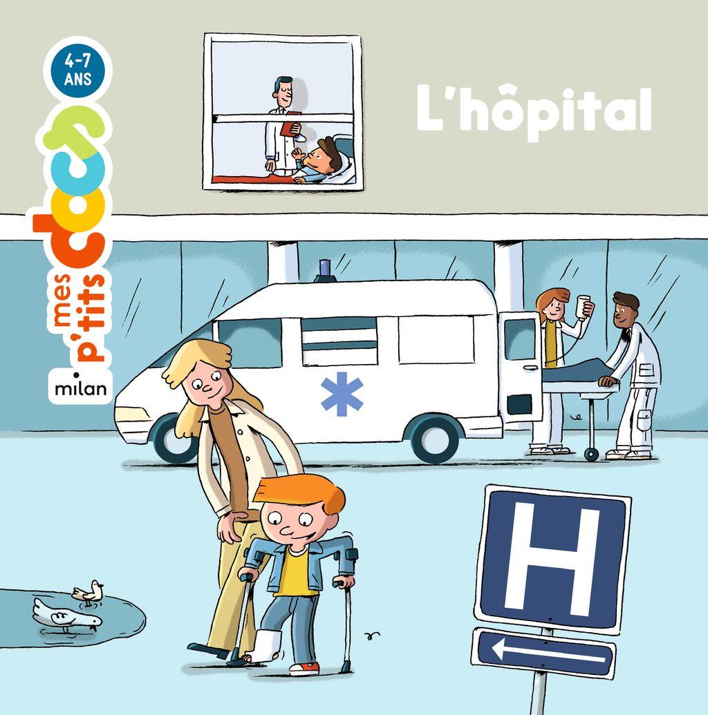 «L'hôpital» cover