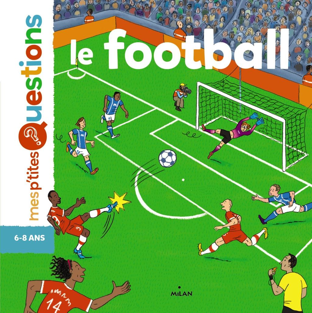 Couverture de « Le football NE »