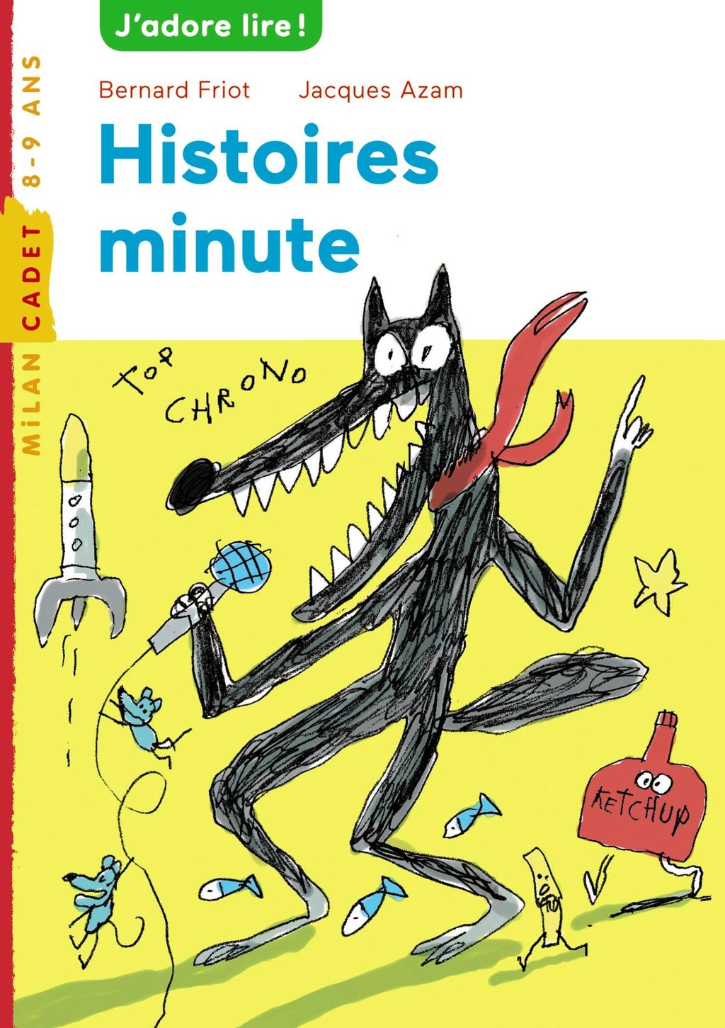 « Histoires minute » cover