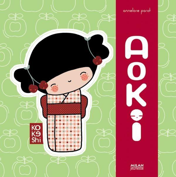 Couverture de «Aoki»