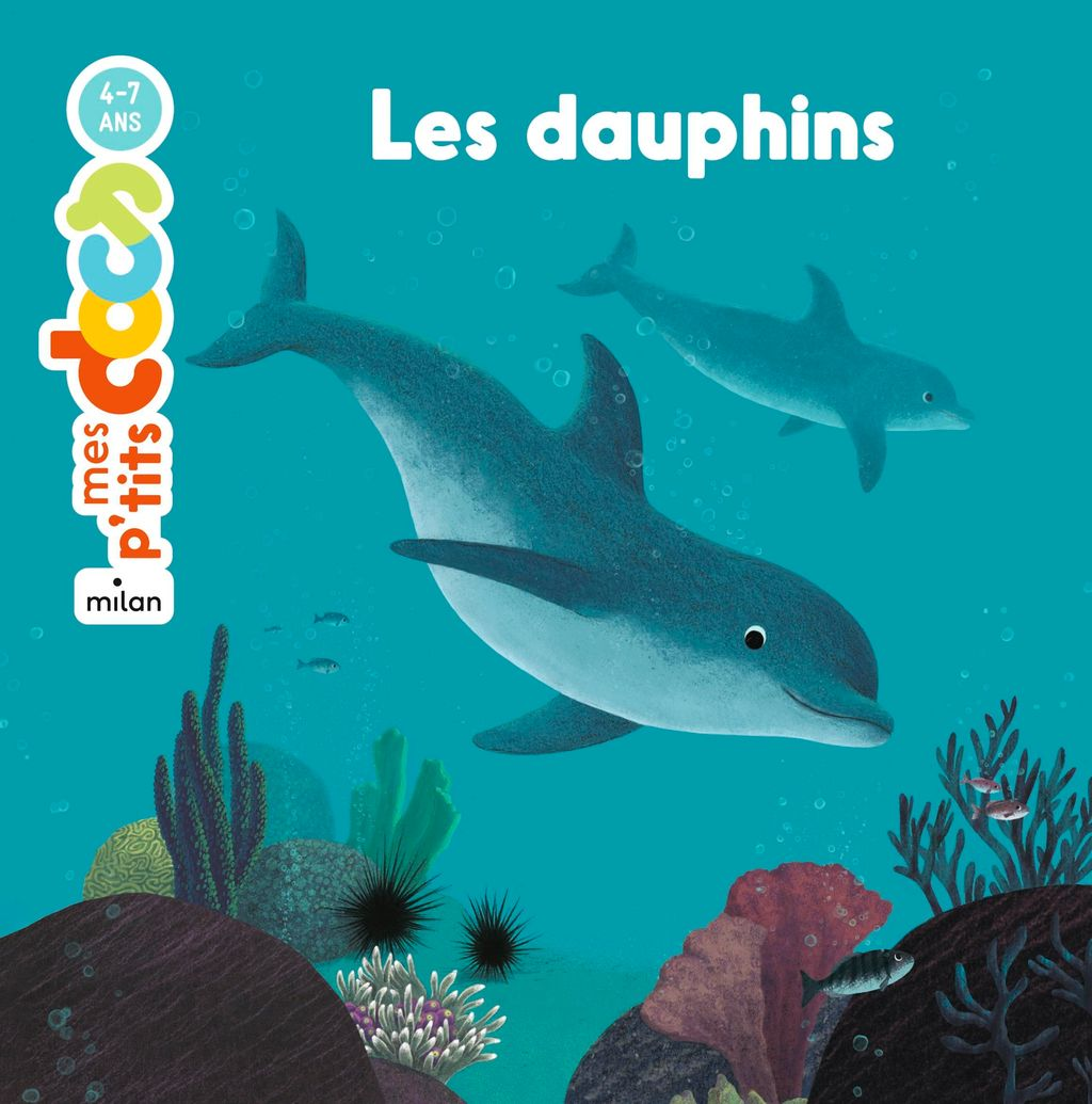 «Les dauphins» cover