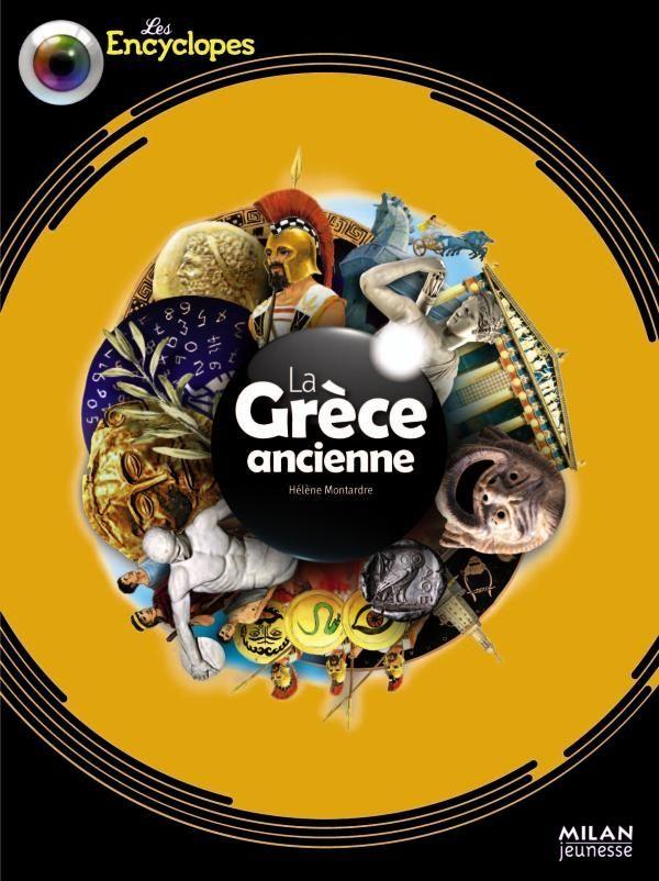 Couverture de «La Grèce ancienne»