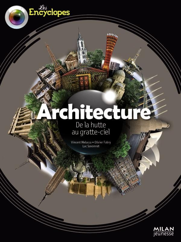 Couverture de «L'architecture»