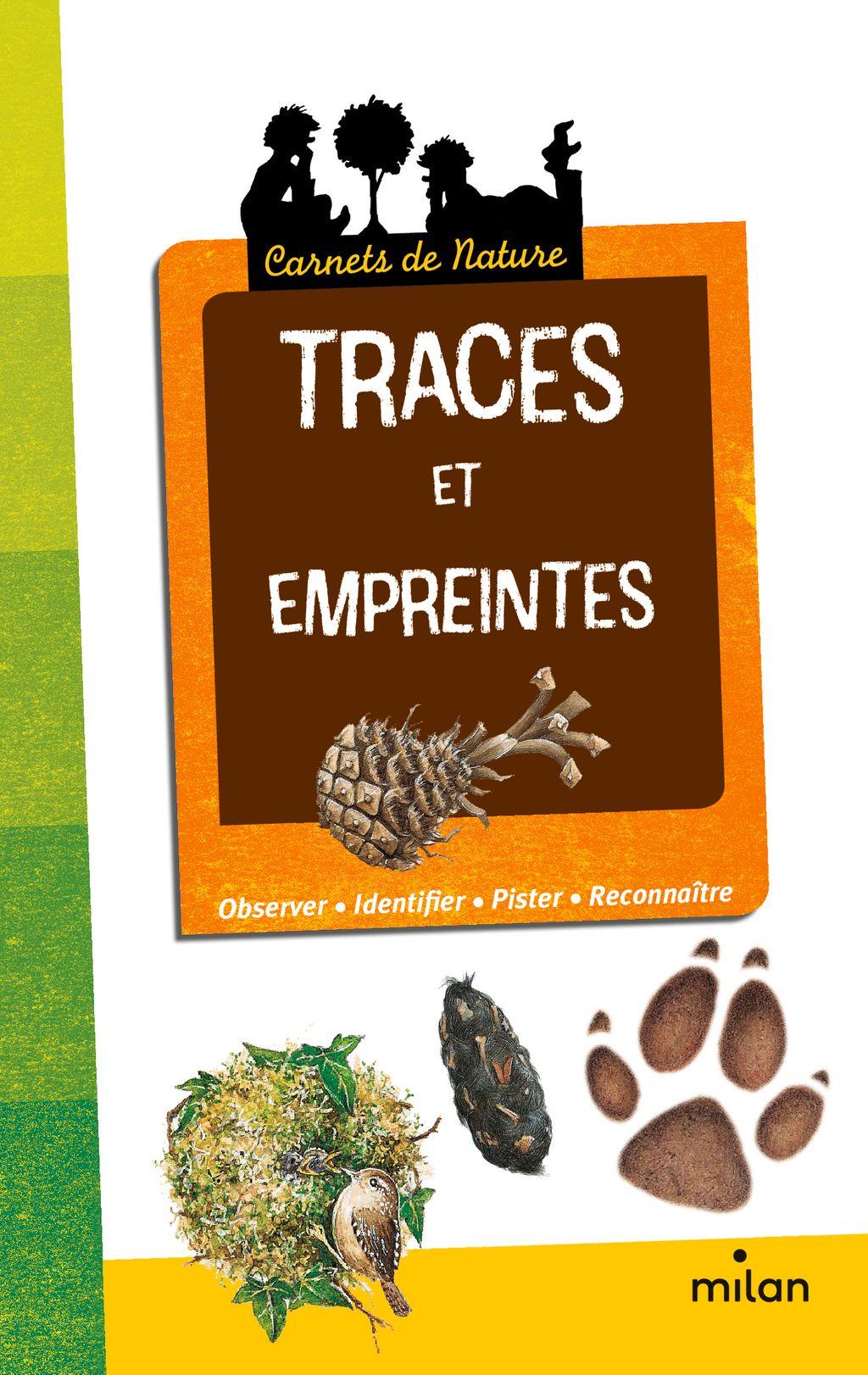 «Traces et empreintes» cover