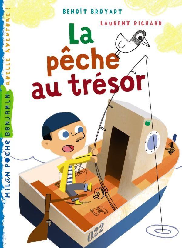 «La pêche au trésor» cover