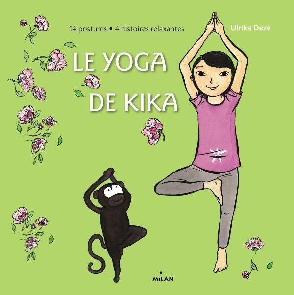 «Le yoga de Kika» cover