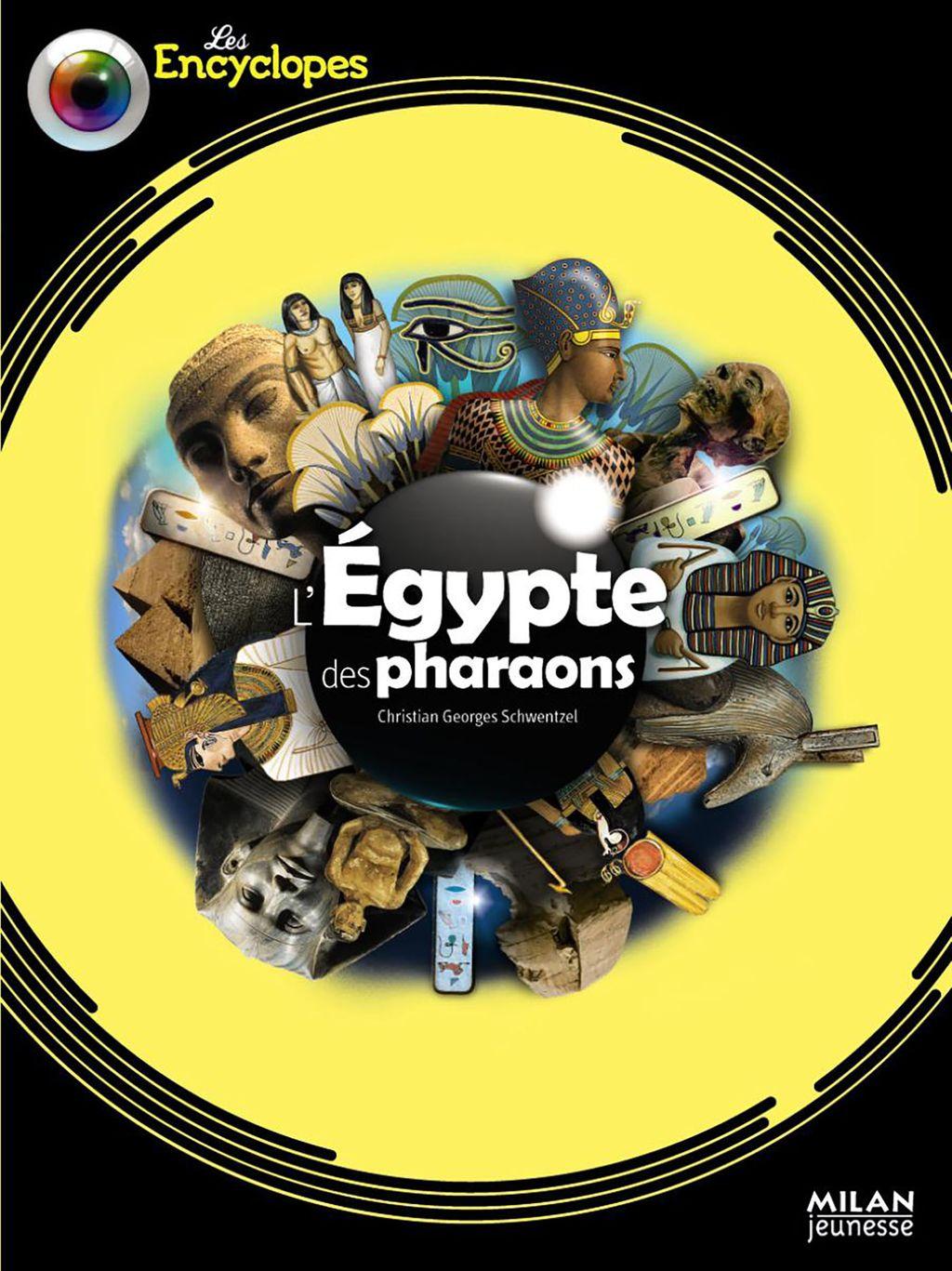 Couverture de «L'Égypte des pharaons»
