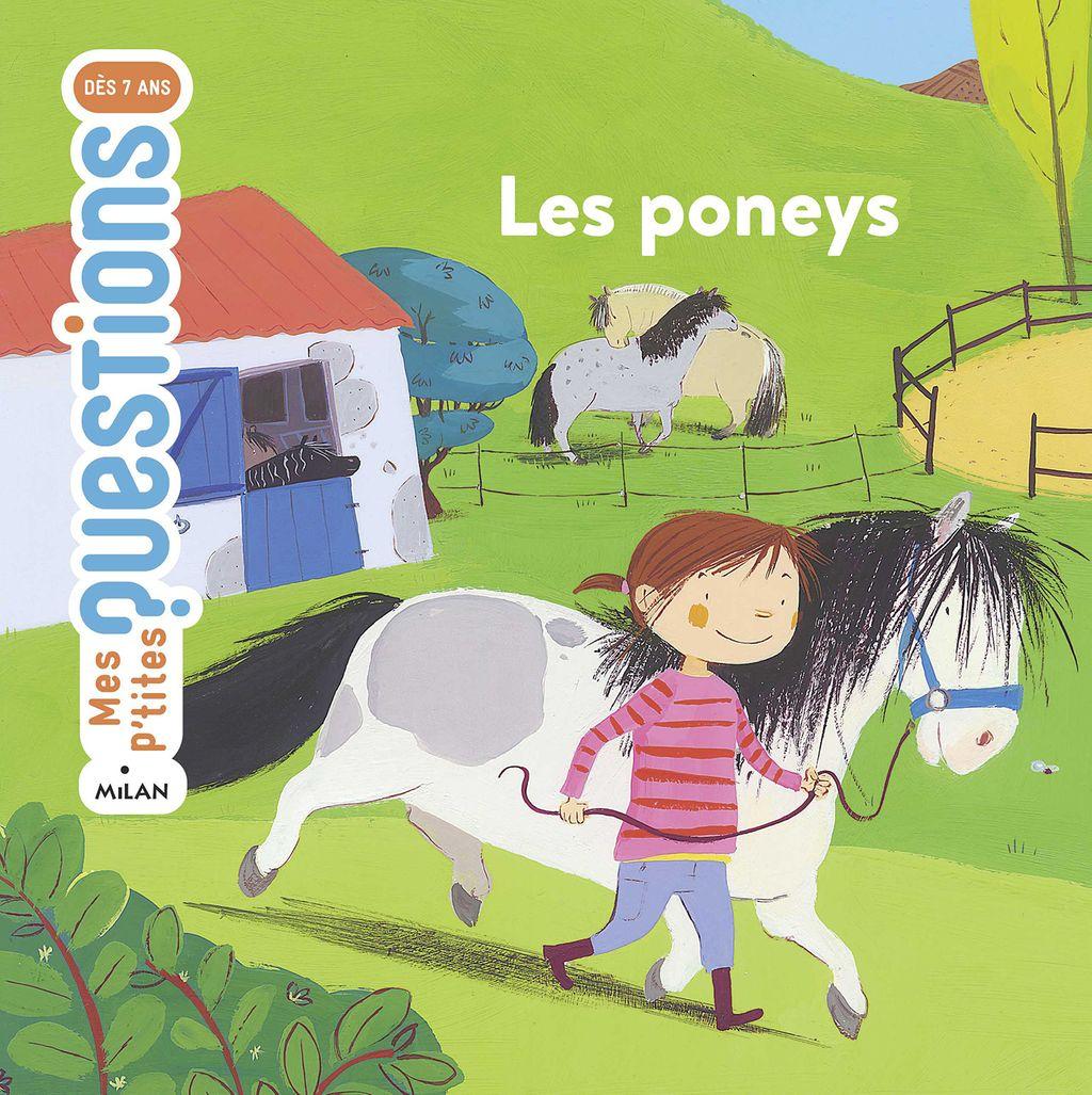 Couverture de «Les poneys»