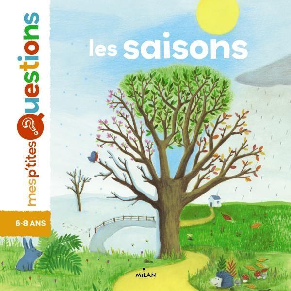 «Les saisons» cover