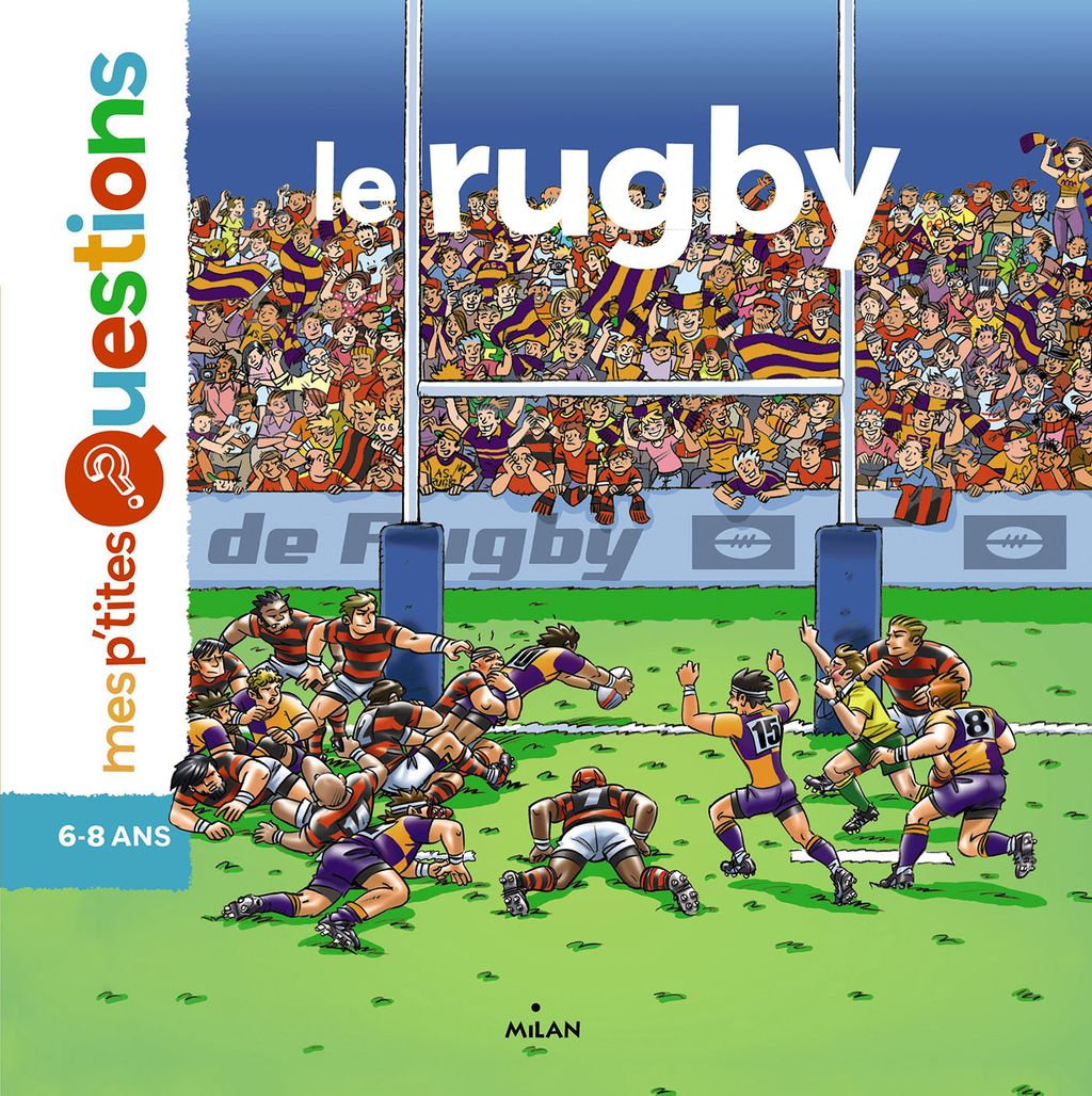 «Le rugby» cover