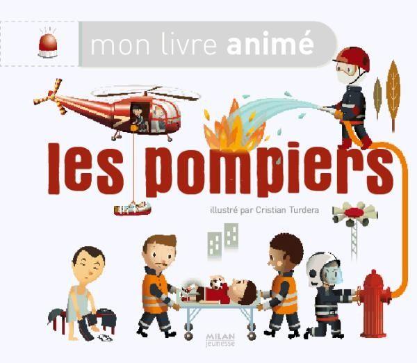 «Les pompiers» cover