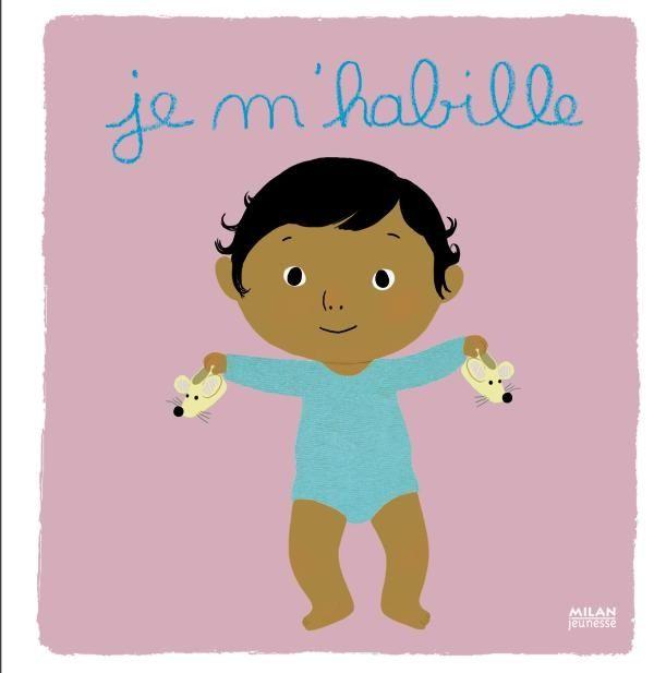Couverture de «Je m'habille»