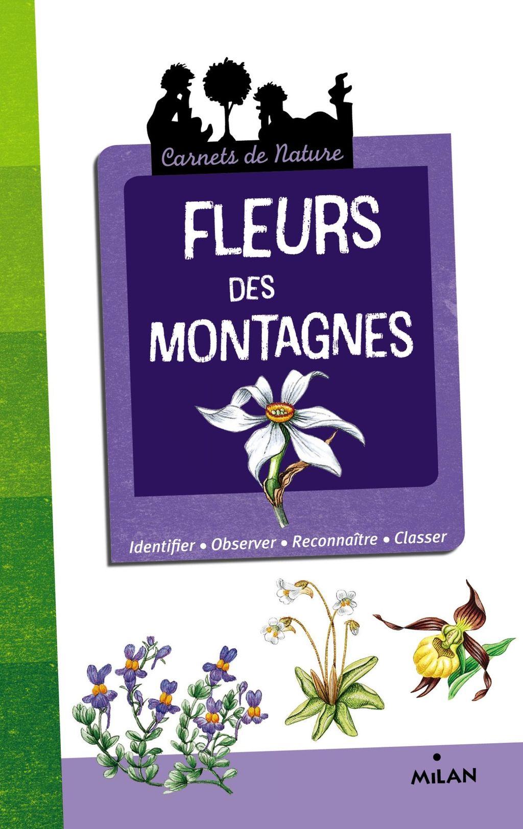 «Fleurs des montagnes» cover