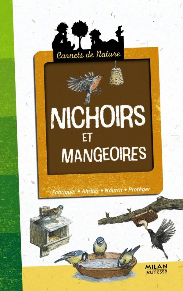 « Nichoirs et mangeoires » cover