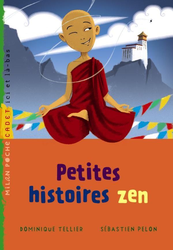 Couverture de «Petites histoires zen»