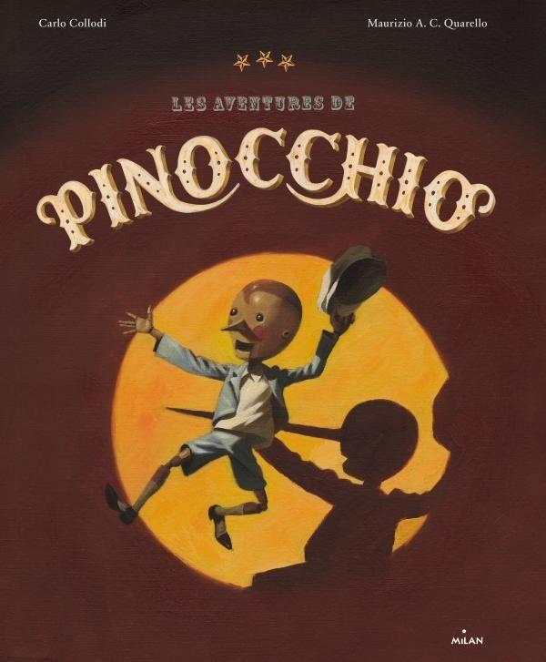 Couverture de «Pinocchio»
