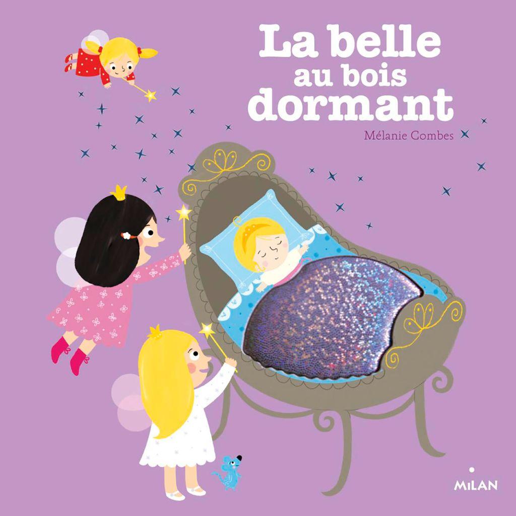 «La Belle au bois dormant» cover