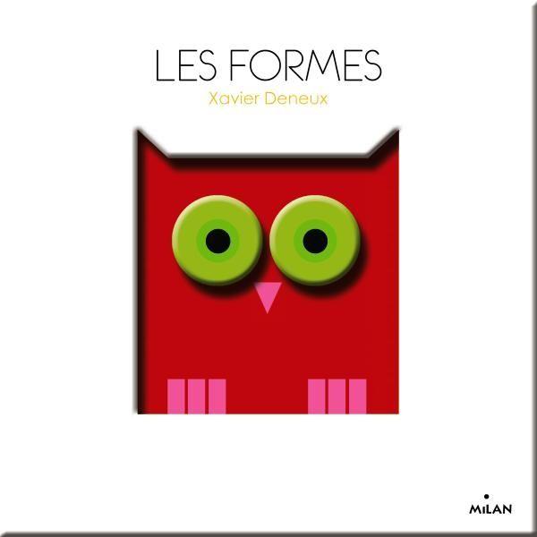«Les formes» cover
