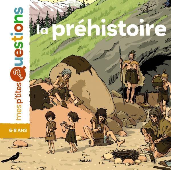 «La préhistoire» cover