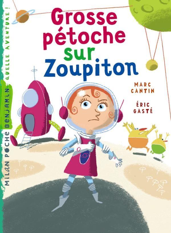 «Grosse pétoche sur Zoupiton» cover