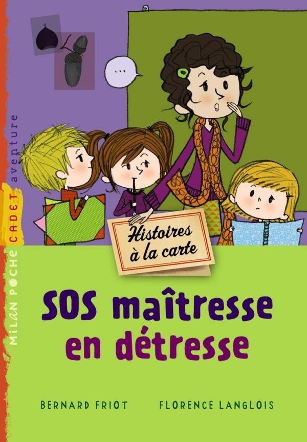 Couverture de «SOS maîtresse en détresse»