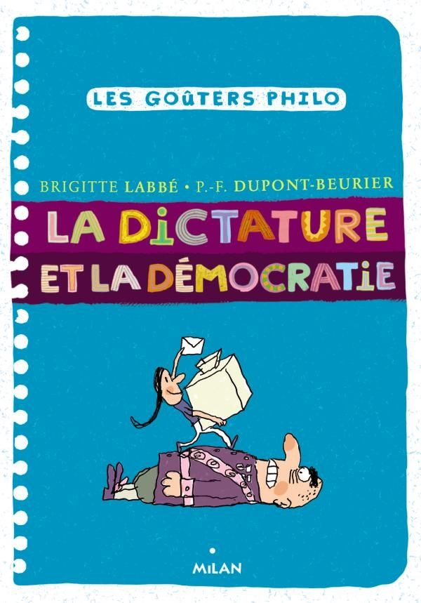 «La dictature et la démocratie» cover