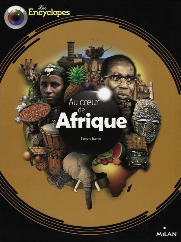 Couverture de «Au cœur de l'Afrique»