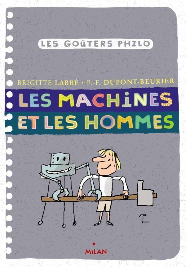 «Les machines et les hommes» cover