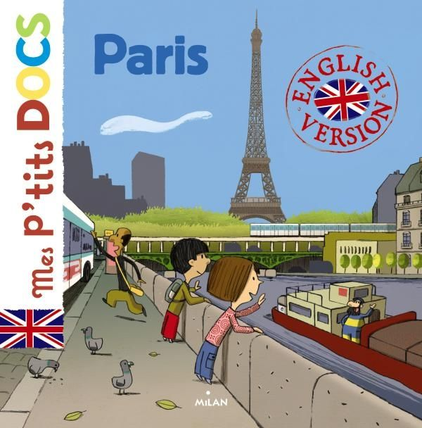 « Paris – version anglaise » cover
