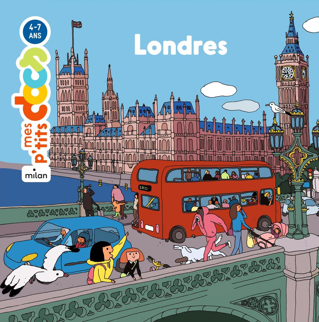 « Londres » cover