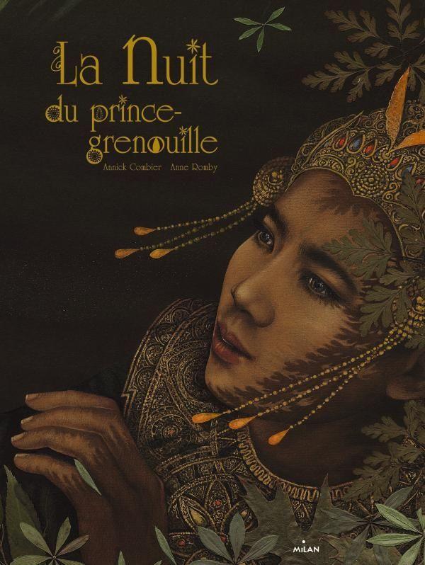 Couverture de «La nuit du prince-grenouille»