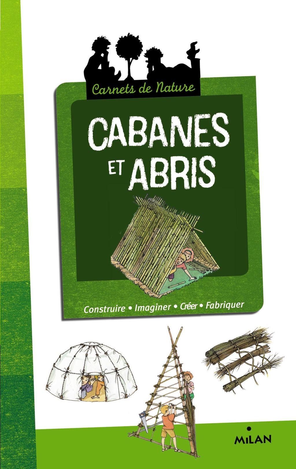 «Cabanes et abris» cover