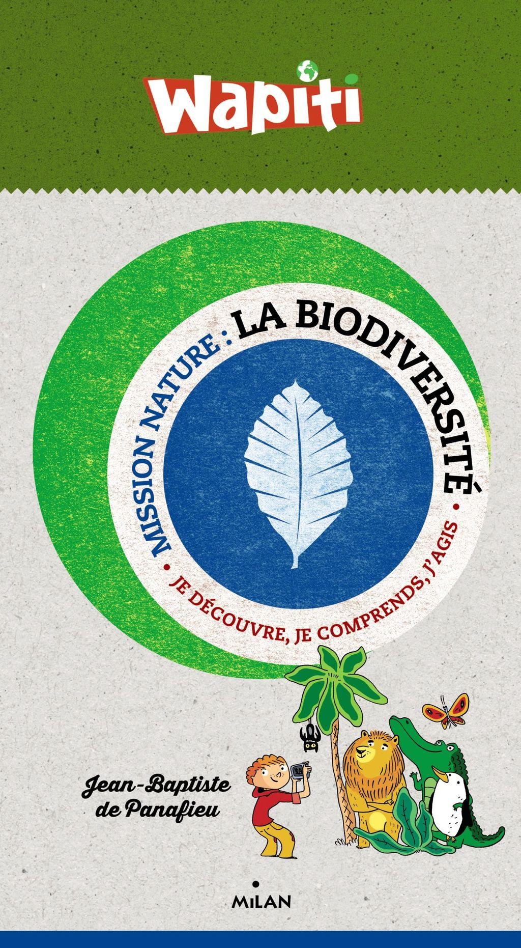 «La biodiversité» cover