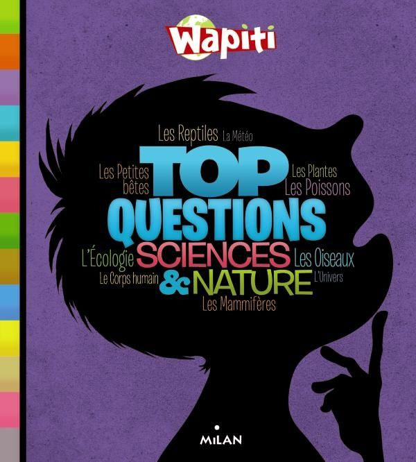 Couverture de « Wapiti Top questions »