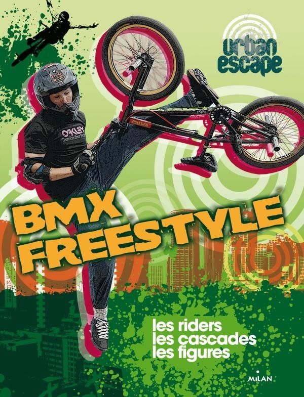 Couverture de « BMX freestyle »