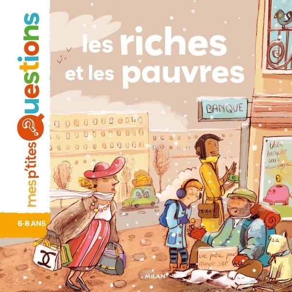 «Les riches et les pauvres» cover