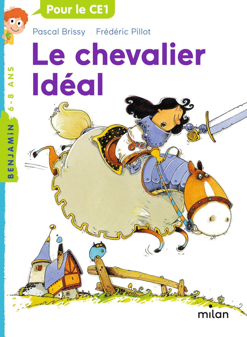 «Le chevalier idéal» cover