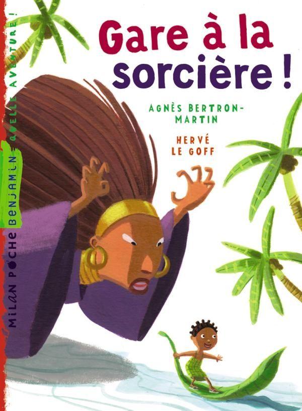 «Gare à la sorcière !» cover