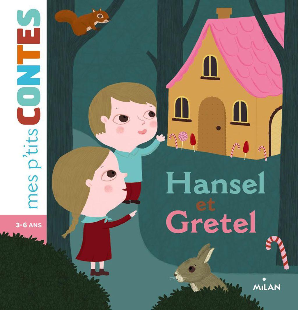 Couverture de «Hansel et Gretel»