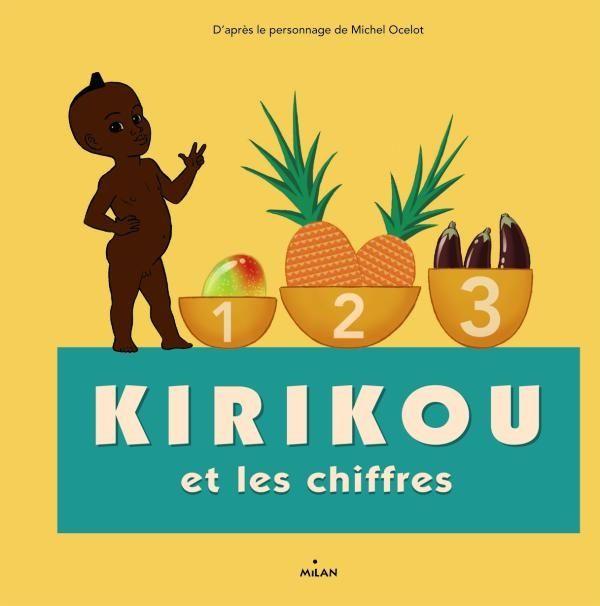 Couverture de «Kirikou et les chiffres»