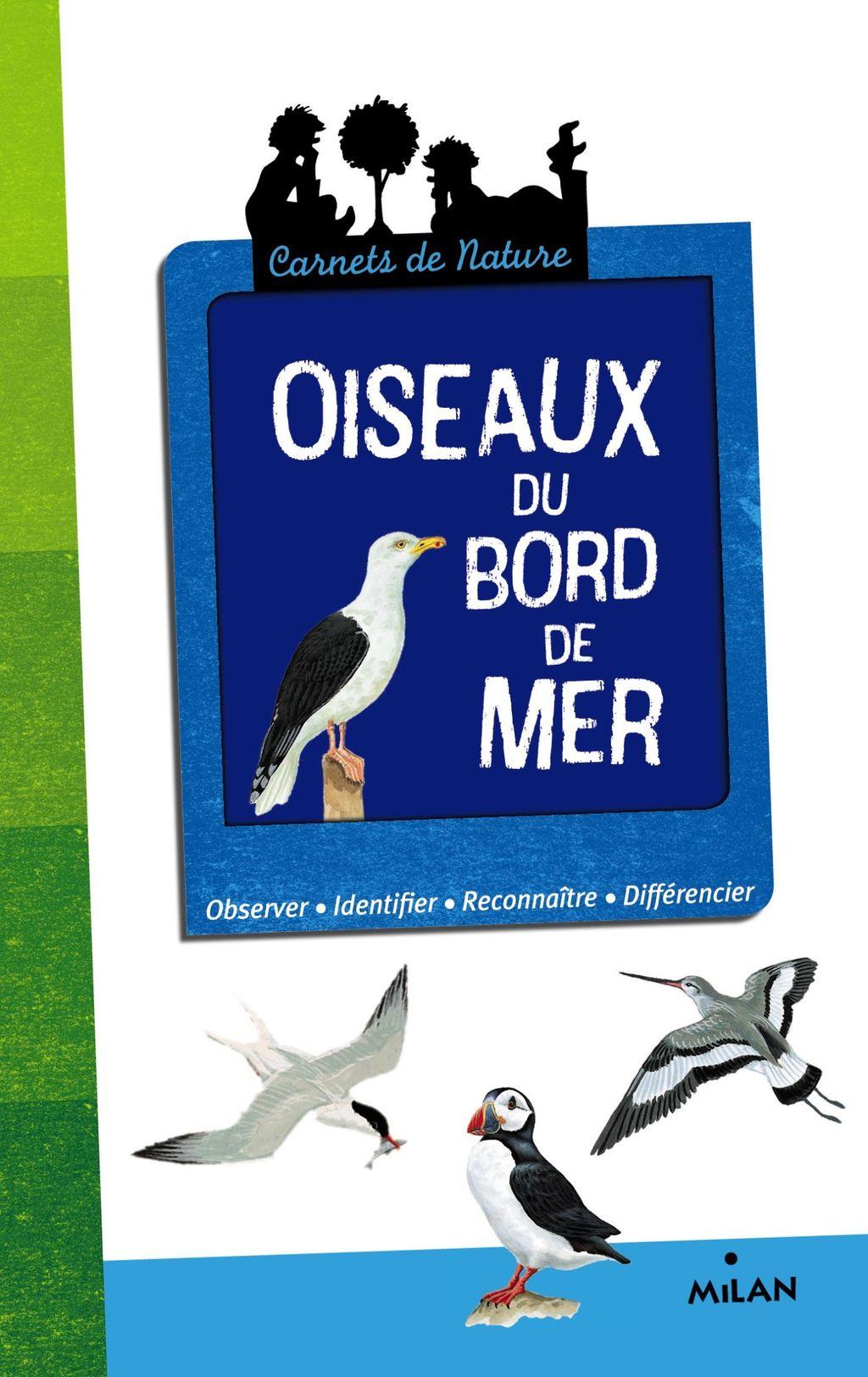 «Oiseaux du bord de mer» cover