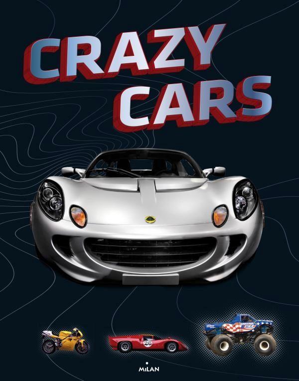 Couverture de «Crazy cars»