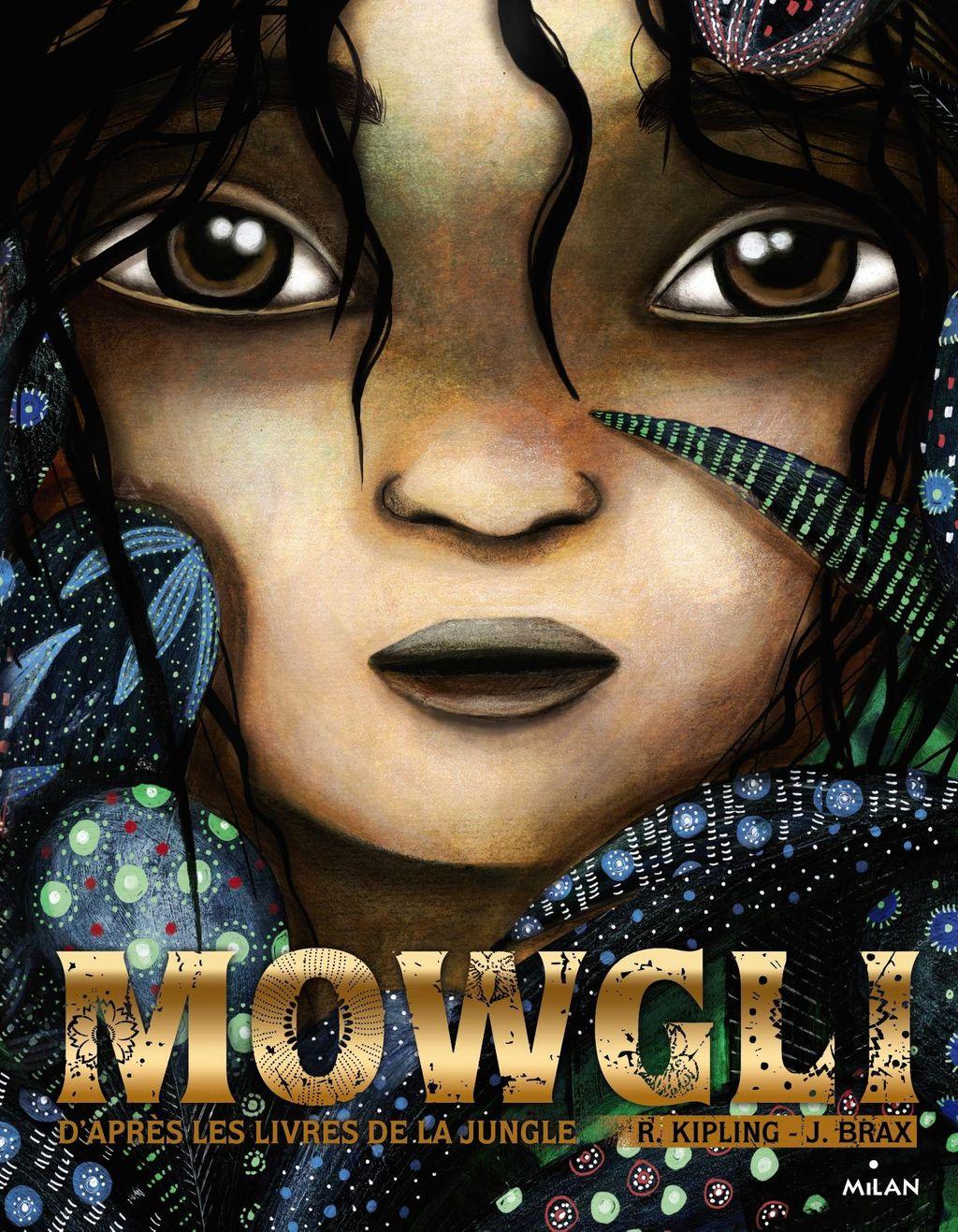 «Mowgli – le livre de la jungle» cover
