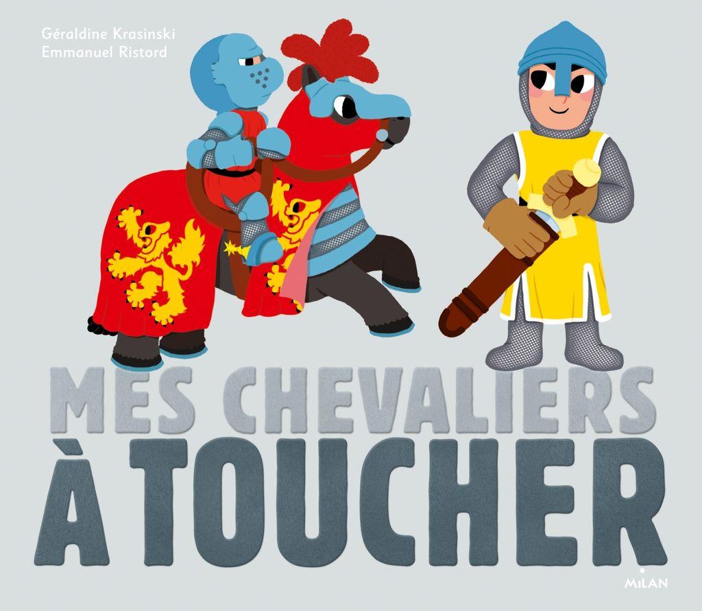 «Mes chevaliers à toucher» cover