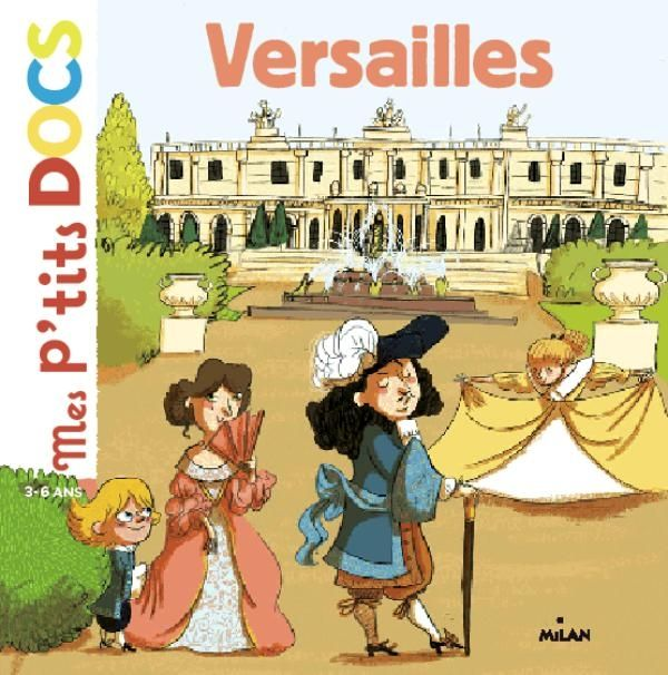 «Versailles» cover